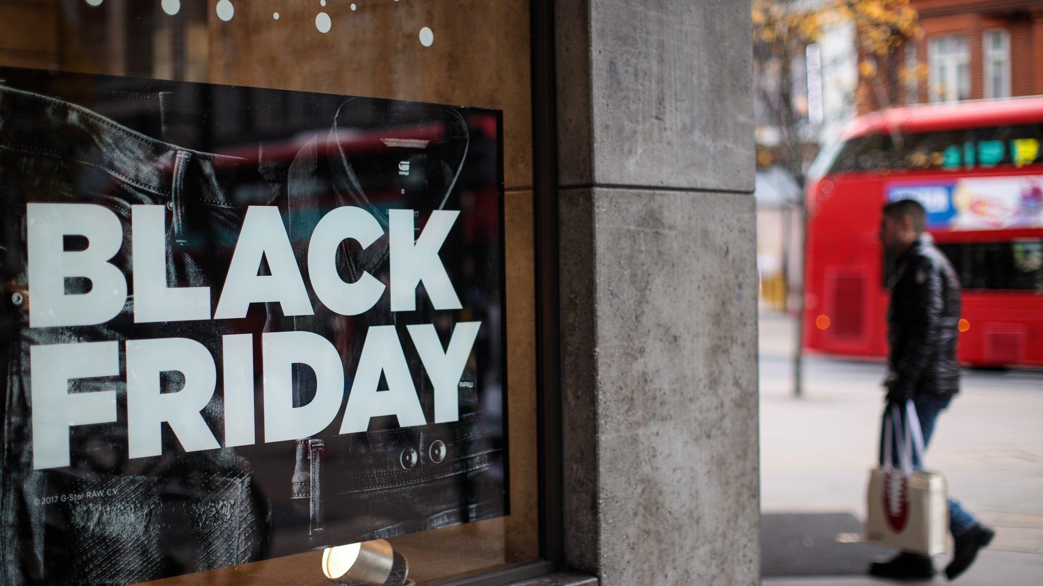 Black Friday sales bonanza set to hit a record
