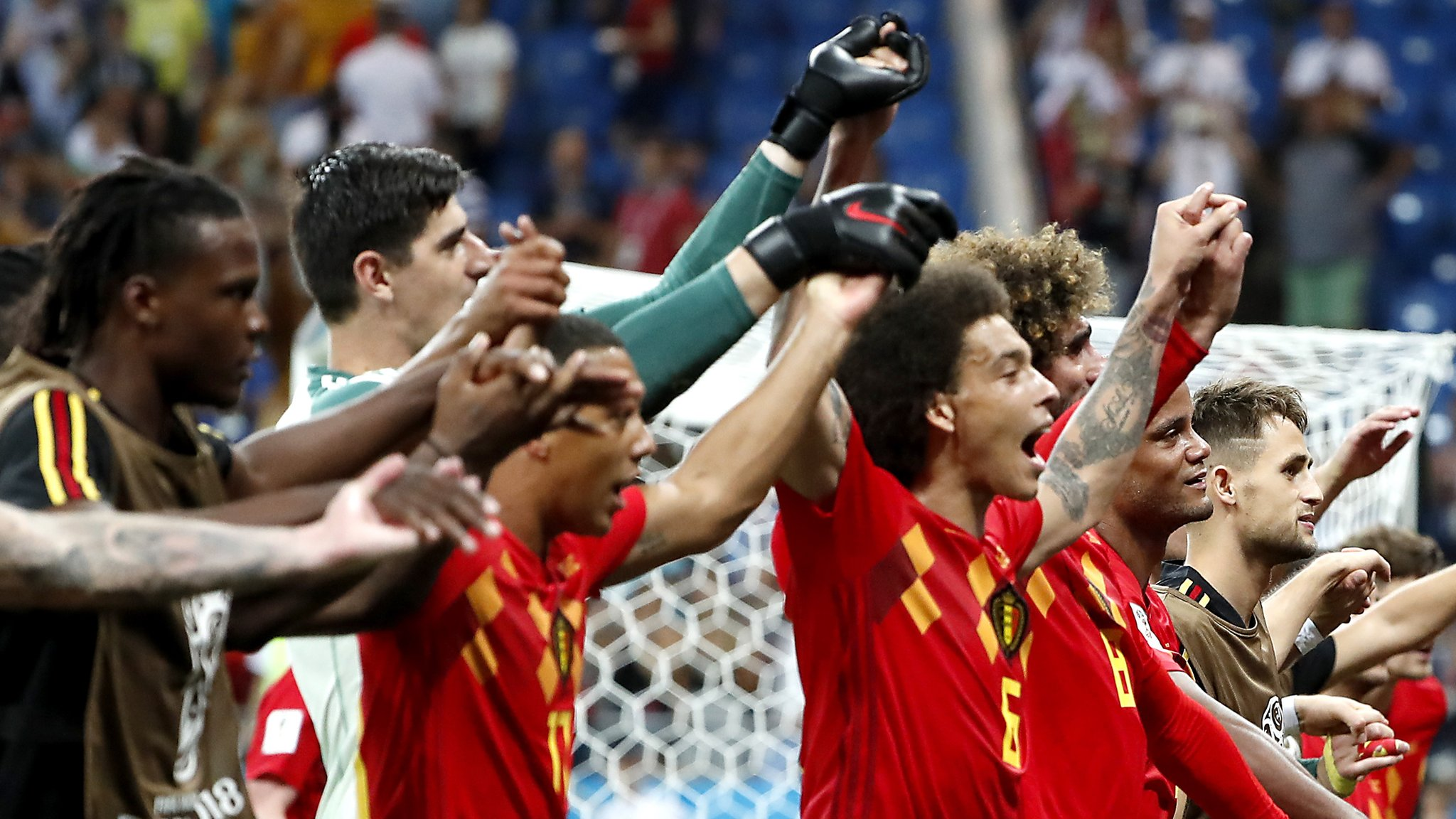 Is Belgium's golden generation finally about to deliver?