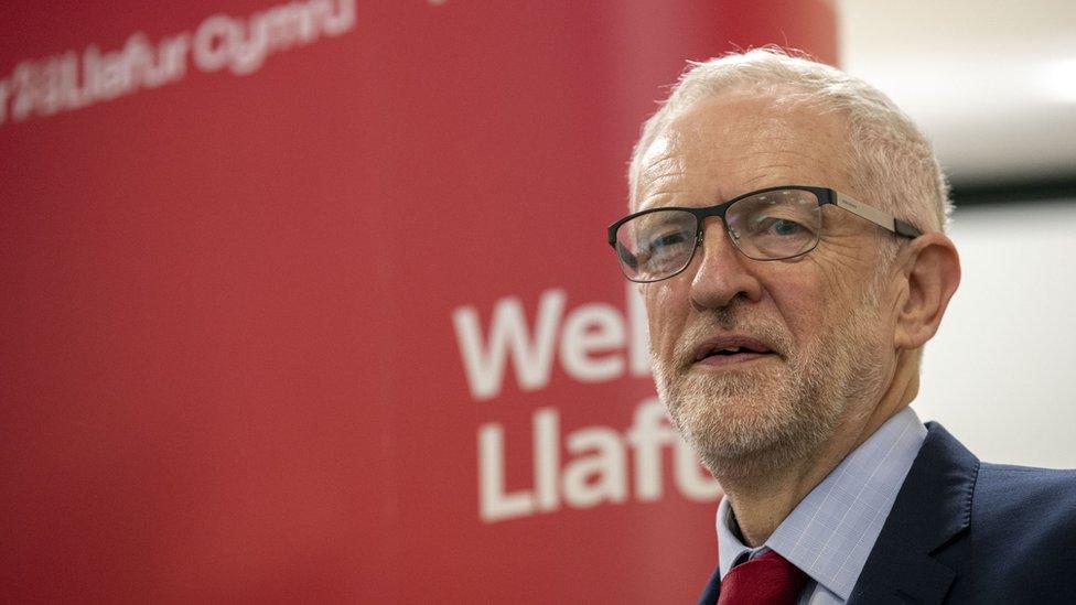 Brexit: Labour trying to break Brexit deadlock says Corbyn