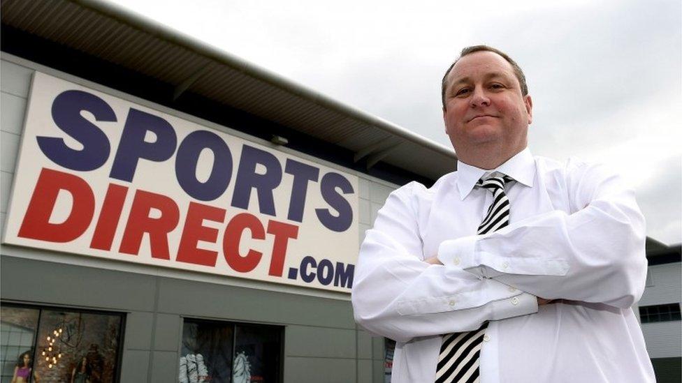 Mike Ashley: Debenhams snubbed my £40m lifeline