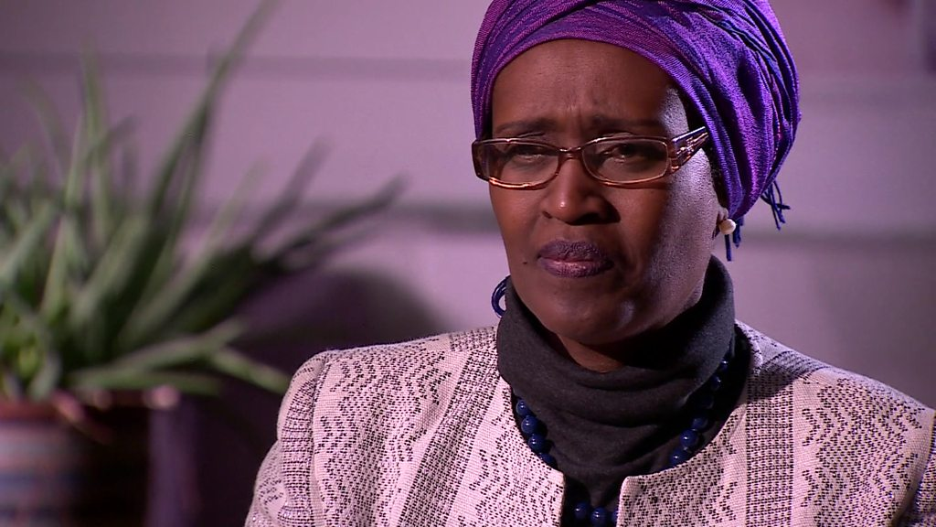 Oxfam head: 'I know we have a problem'
