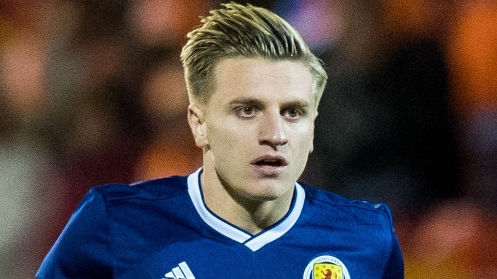 Rangers sign Scotland forward Cummings on loan from Forest
