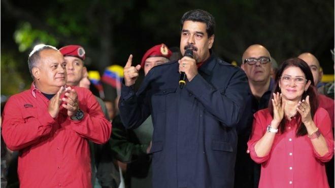 Партія Мадуро перемагає у Венесуелі на фоні звинувачень у фальсифікаціях