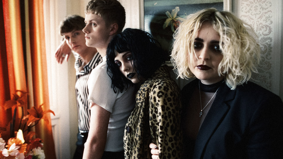 BBC Sound of 2018: Pale Waves interview