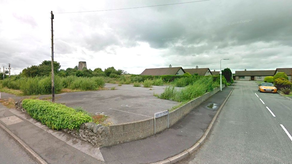 Housing plan for Caffi Gaerwen site on Anglesey
