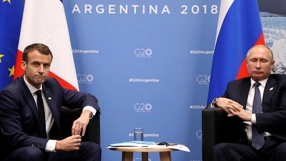 G20 Argentina: Rifts laid bare as world leaders meet