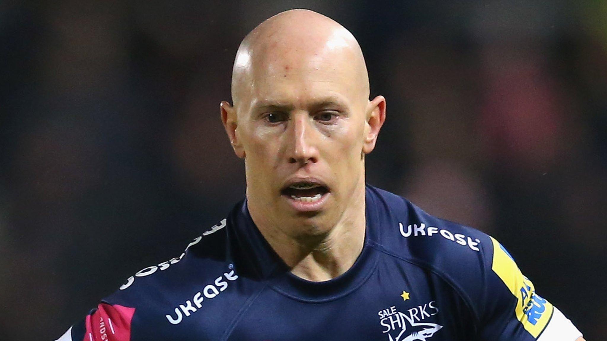 Ex-Ireland scrum-half Stringer signs for Worcester aged 39