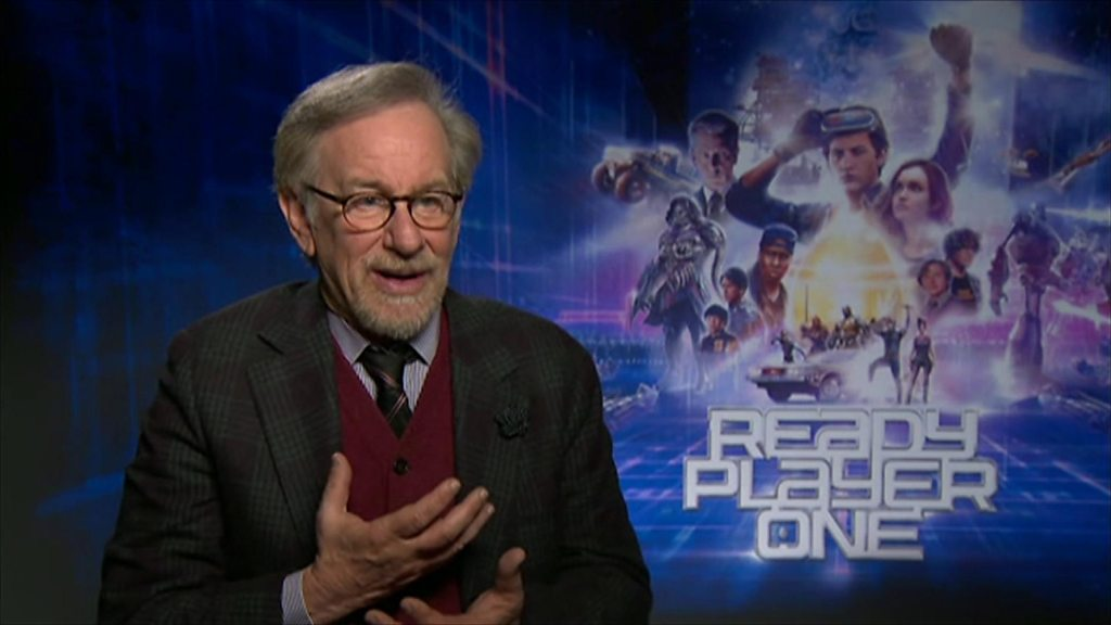 Ready Player One director Steven Spielberg on Hollywood's 'watershed' moment