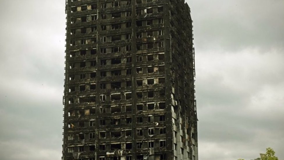 Grenfell tower fire: Final inquests opened and adjourned