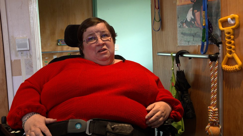 Anger as dozens see disability support cut in Wales