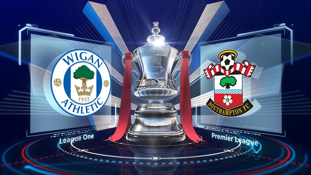 FA Cup Highlights: Wigan 0-2 Southampton
