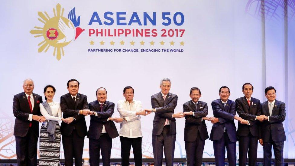 Cumbre de la ASEAN