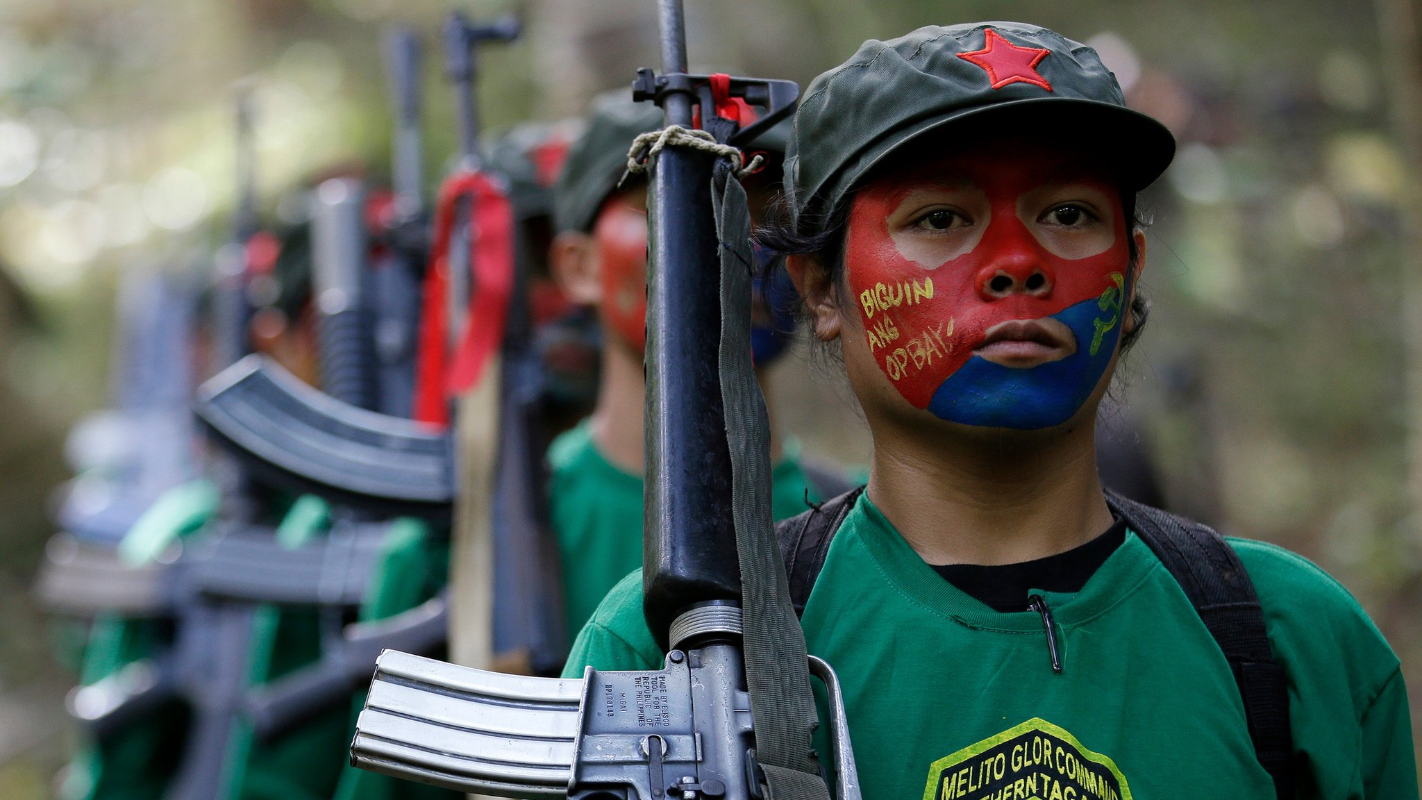 Is the Philippines' communist insurgency nearly over?
