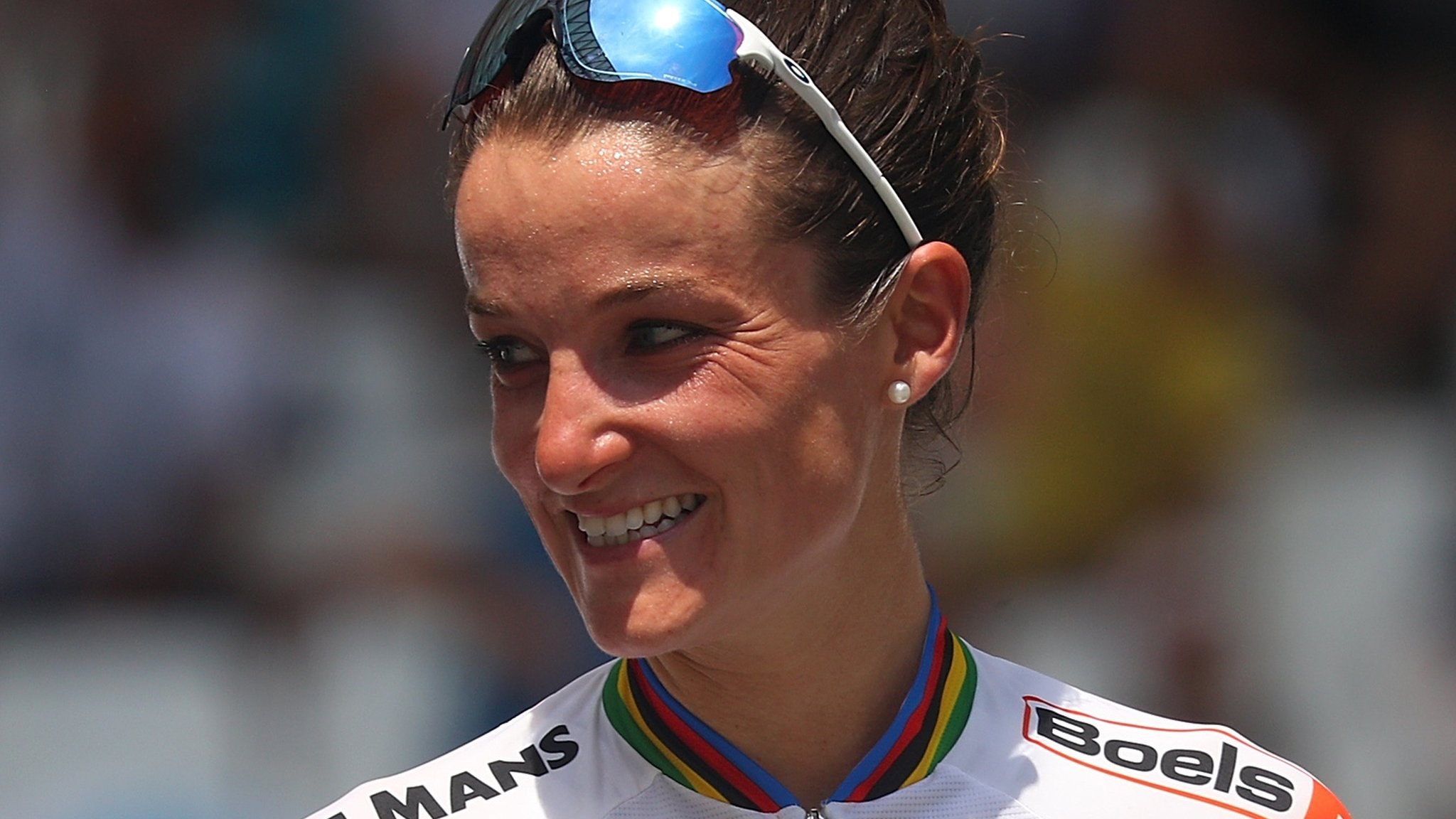 Deignan to return to cycling seven months after daughter's birth
