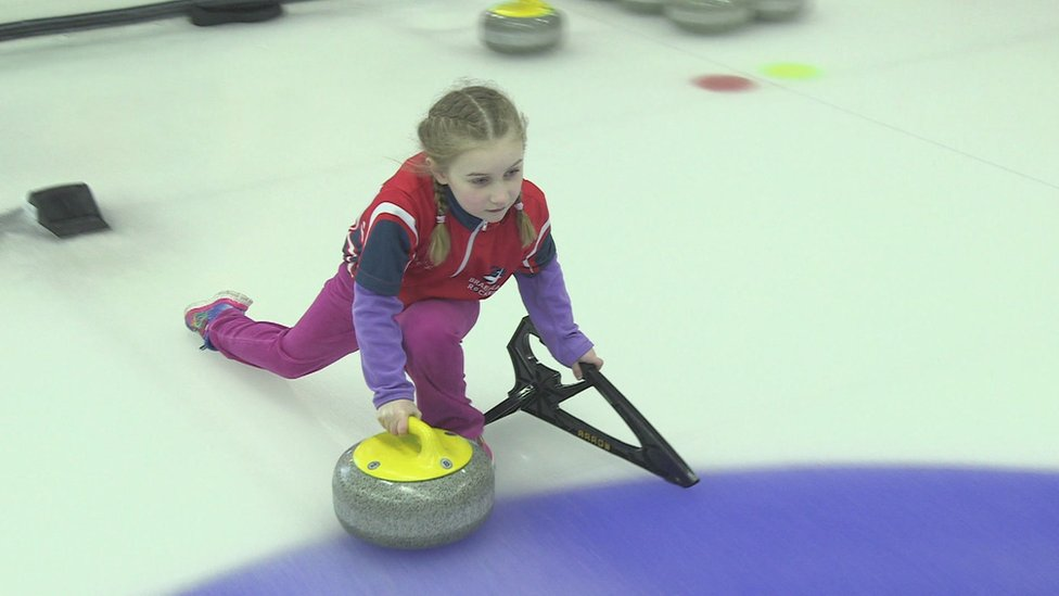 Young curlers explain why they love the sport