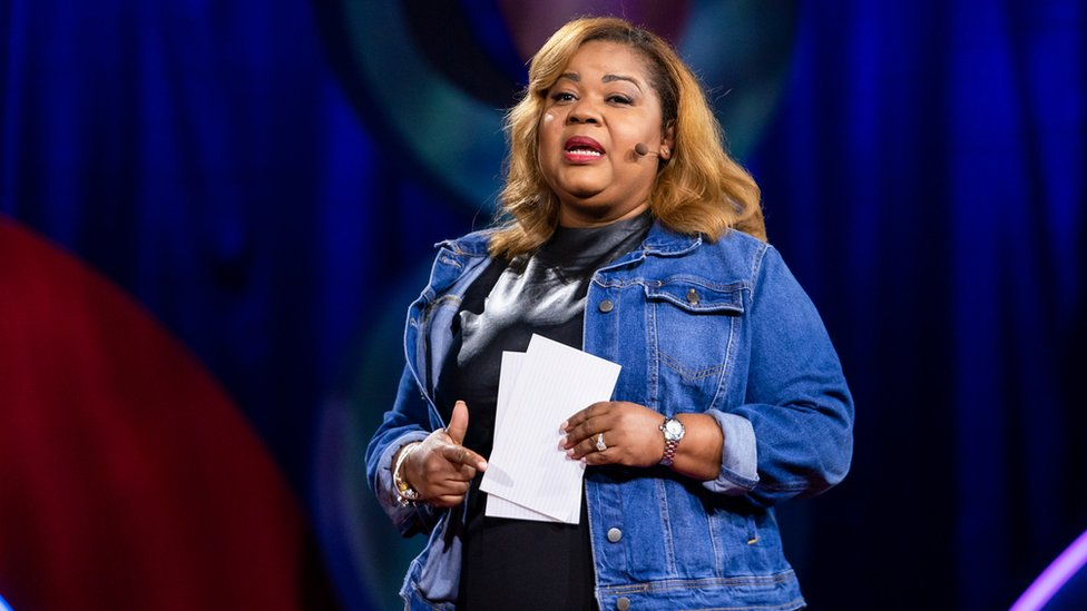 TEDWomen: Why it's OK to be average