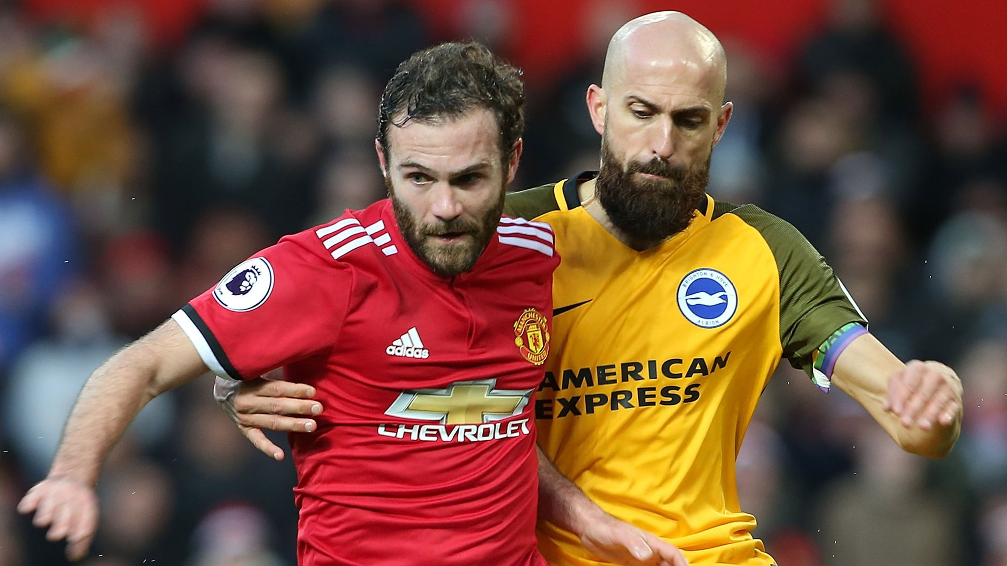 Man Utd to face Brighton in FA Cup last eight