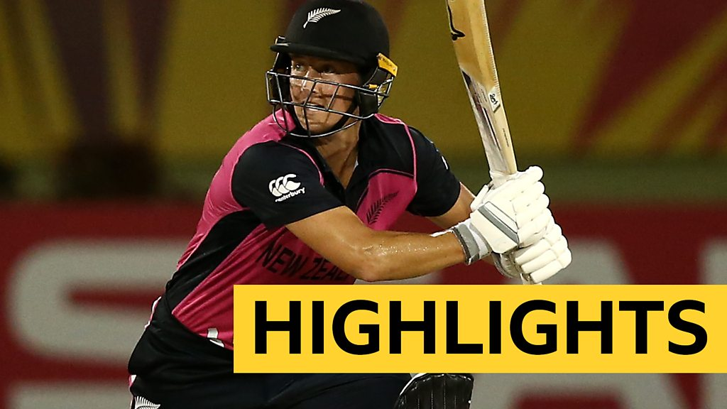 Women's World Twenty20 highlights: Dazzling Devine's quick-fire 50 leaves Ireland winless