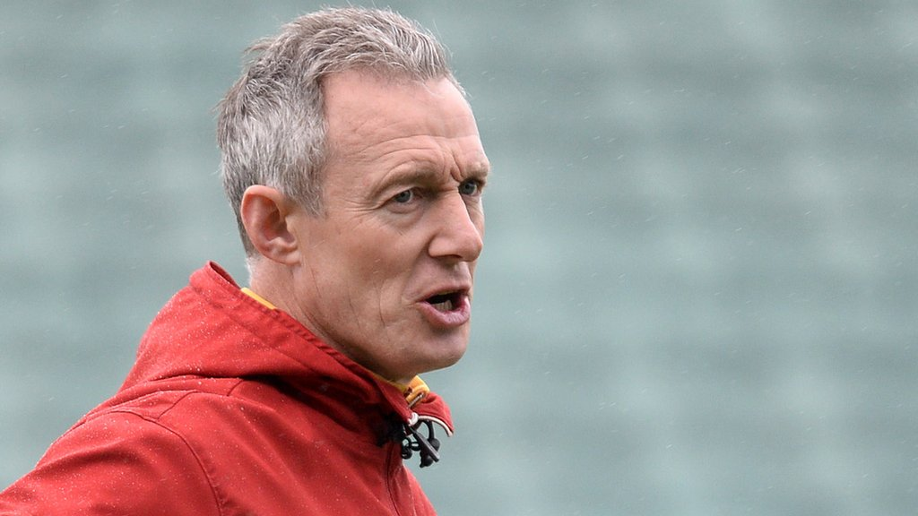 Robert Howley: Interim Wales coach faces tough selections, says Jonathan Davies