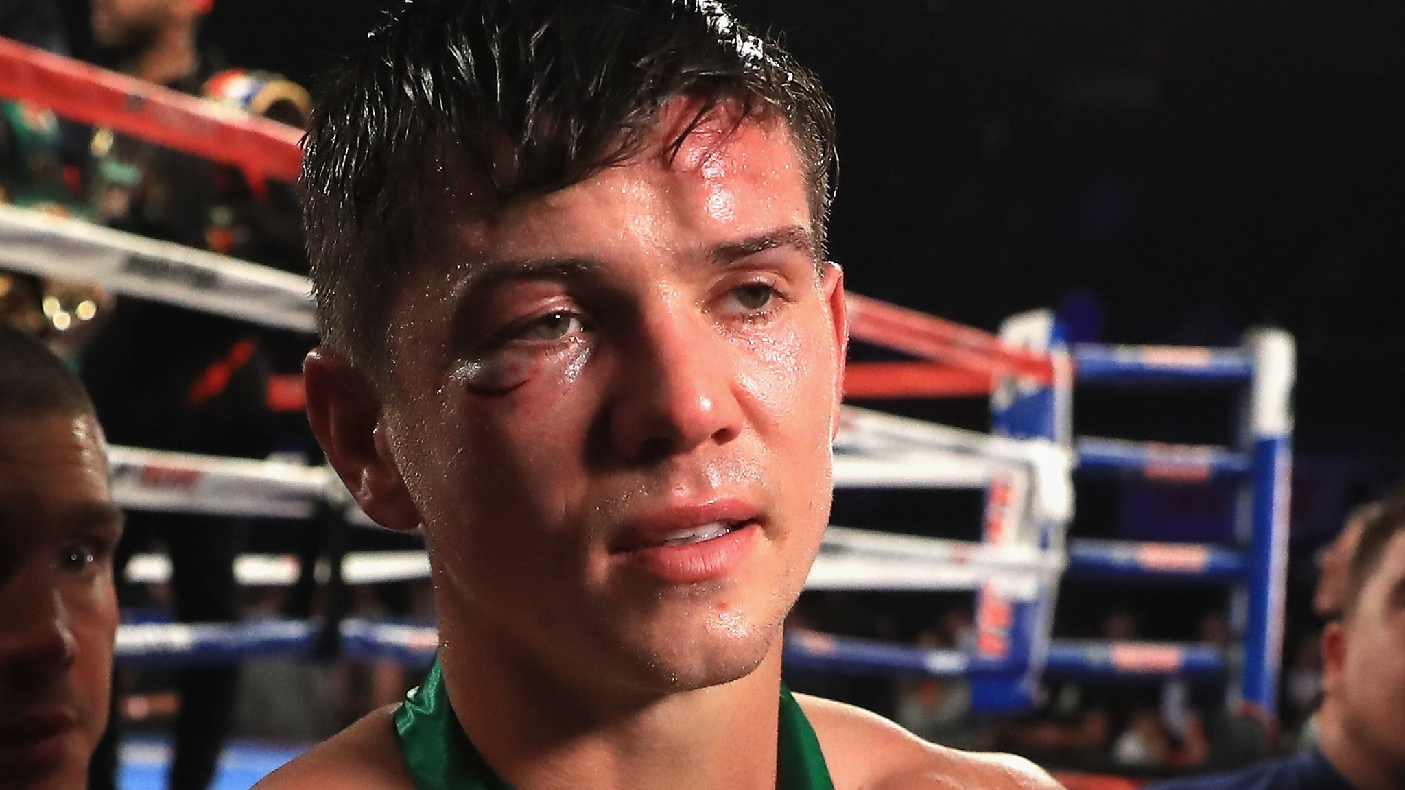 Luke Campbell reveals his father died two weeks before Jorge Linares fight