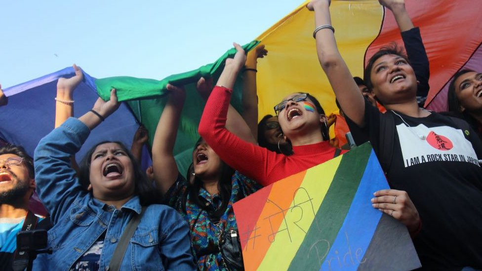 Bombay Igualdad Marzo 2020
