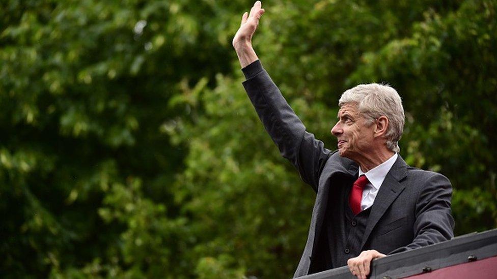 Arsenal : l'avenir d'Arsène Wenger en débat