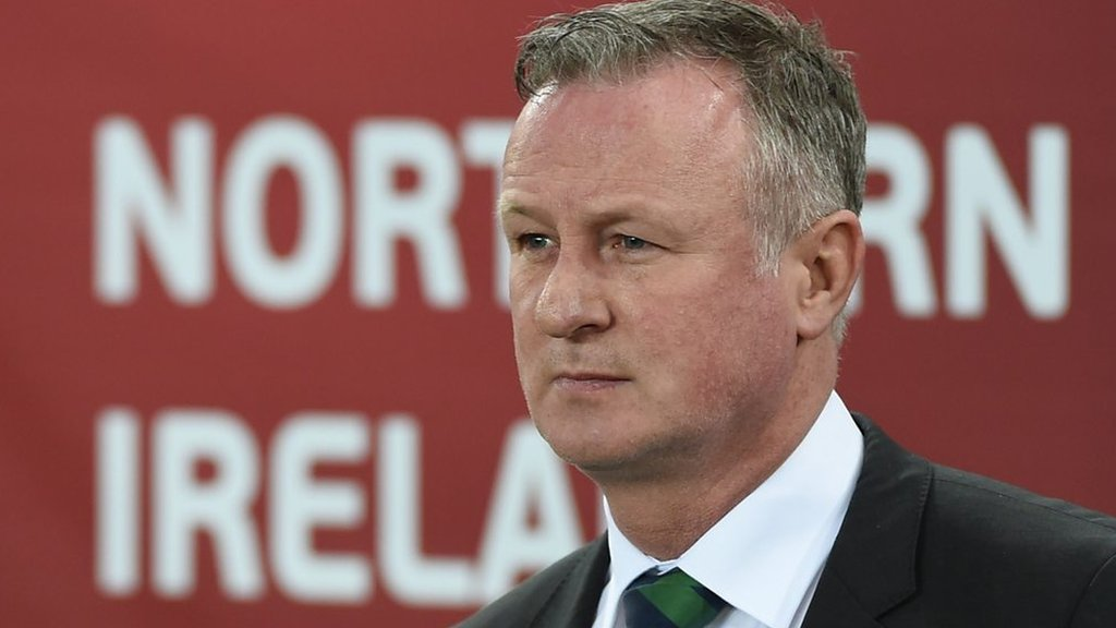 Michael O'Neill: Northern Ireland boss 'couldn't ask any more of the players'