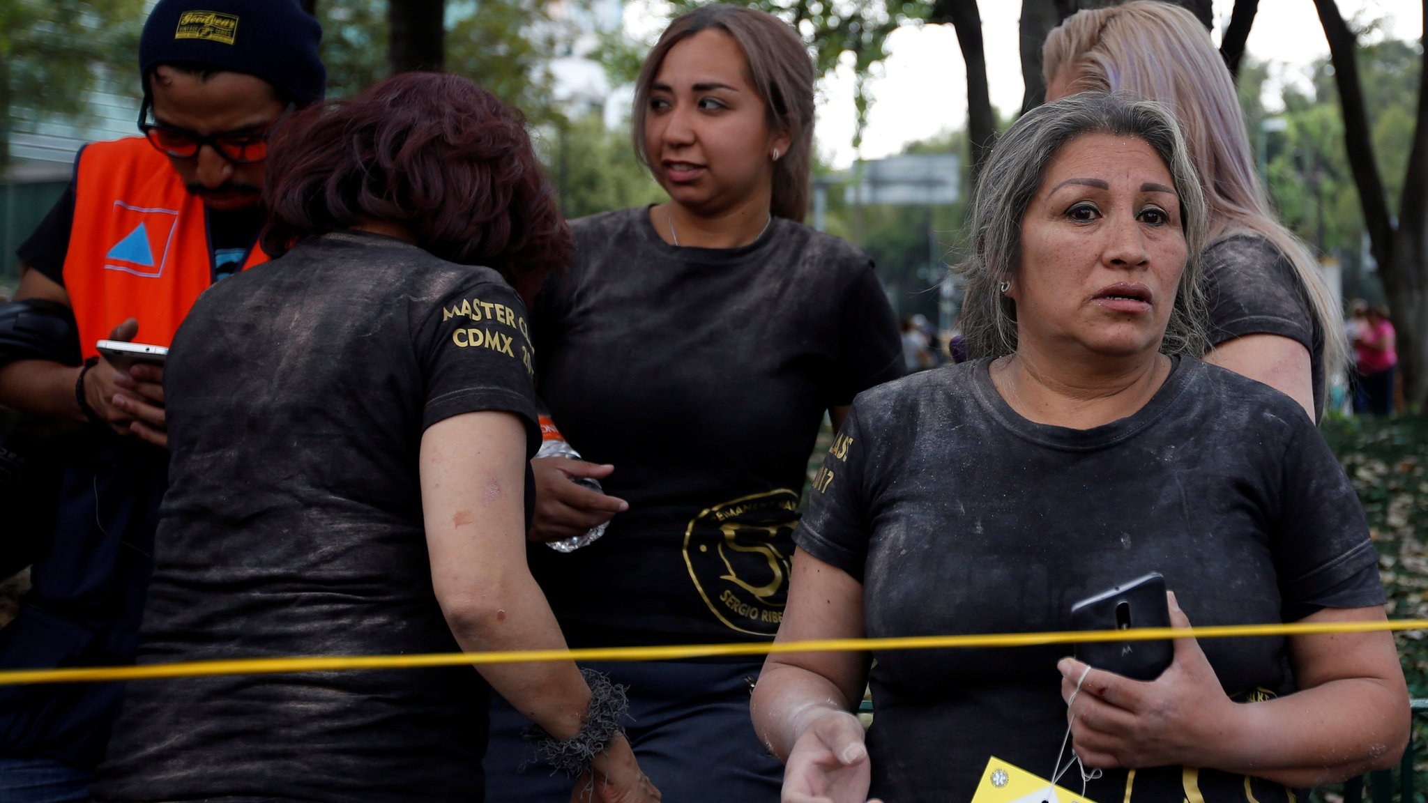 149 قتيلا في زلزال قوي يضرب وسط المكسيك