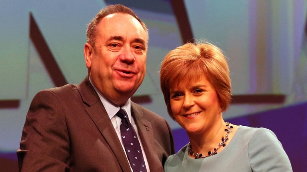 MSPs to hold inquiry over Alex Salmond row