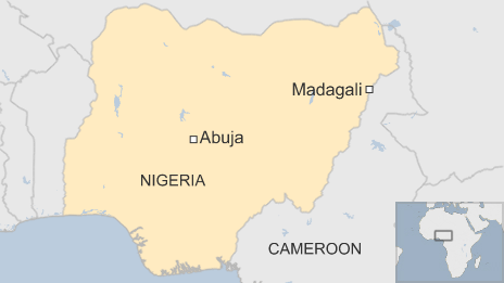 Madagali: 'Thirty dead' in Nigeria suicide attack