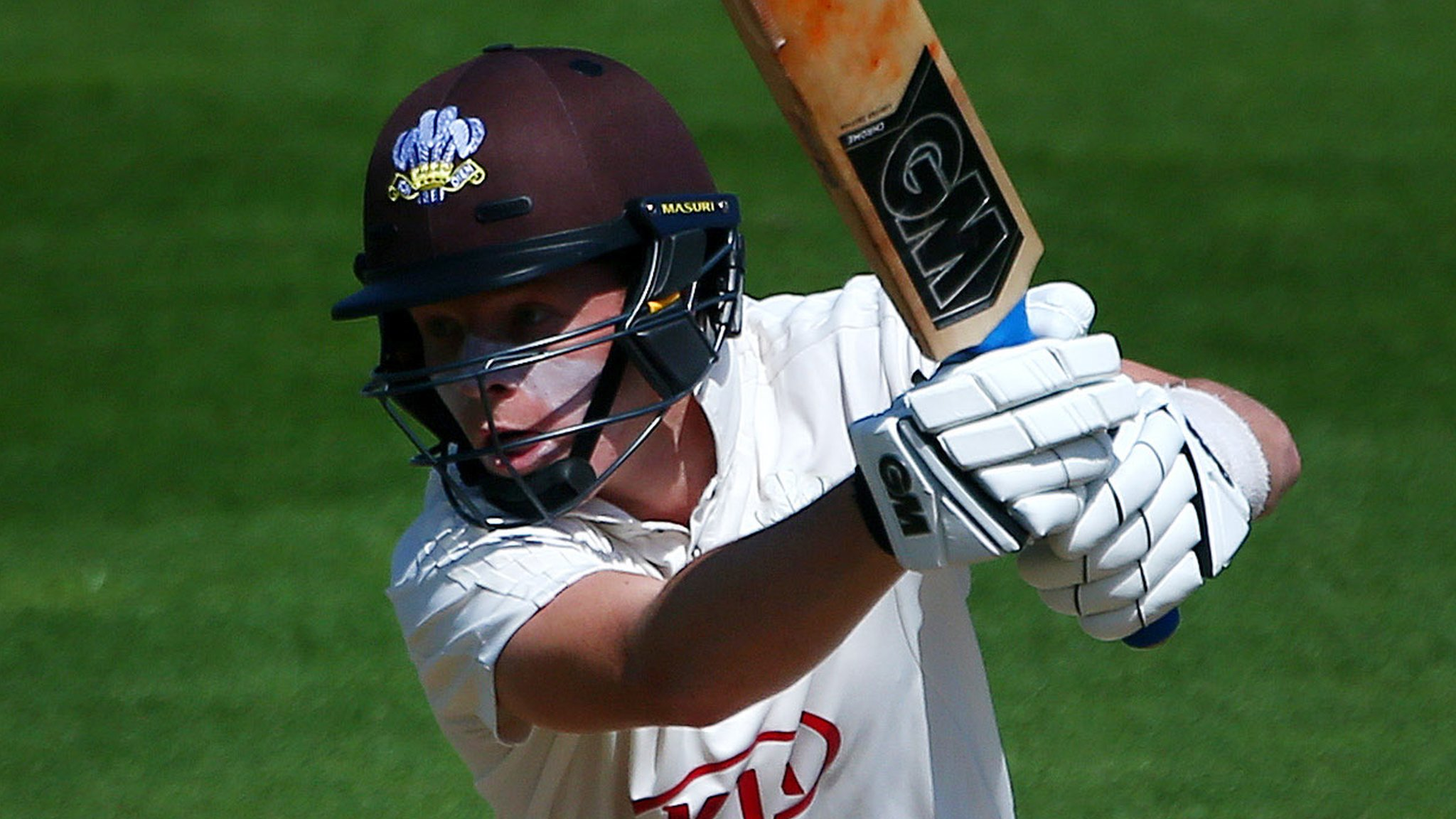 County Championship: Ollie Pope scores 145 as Surrey dominate Hampshire | BBC