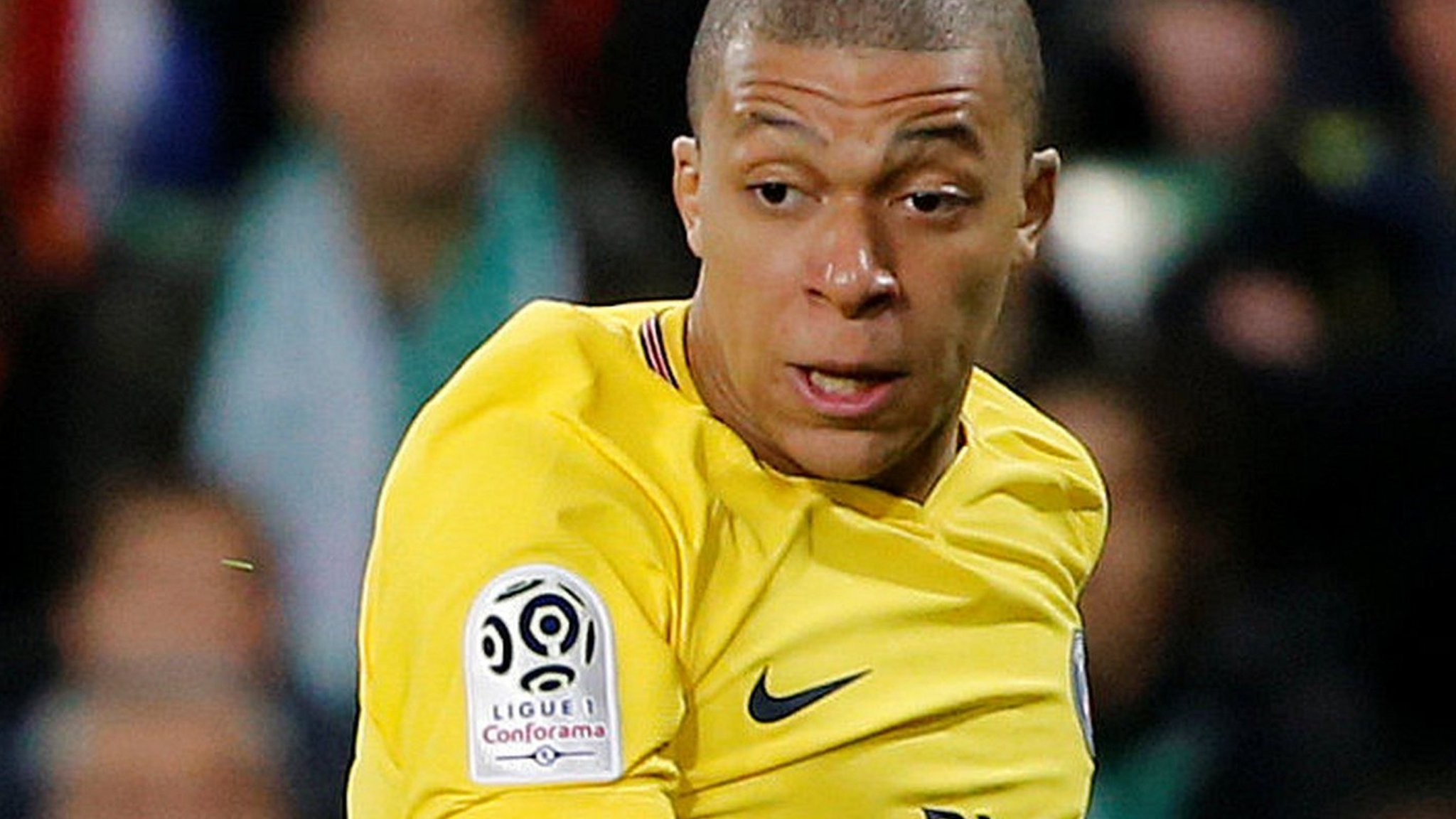 Gossip: Man City may make move for Mbappe