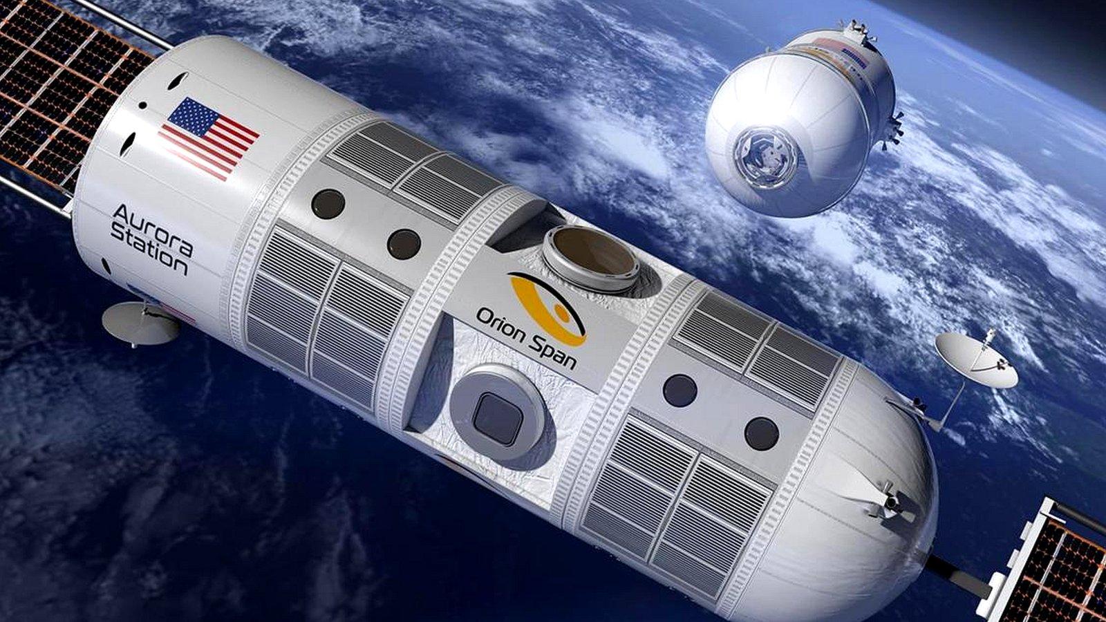 Aurora Station, космический отель на орбите: когда и почём?