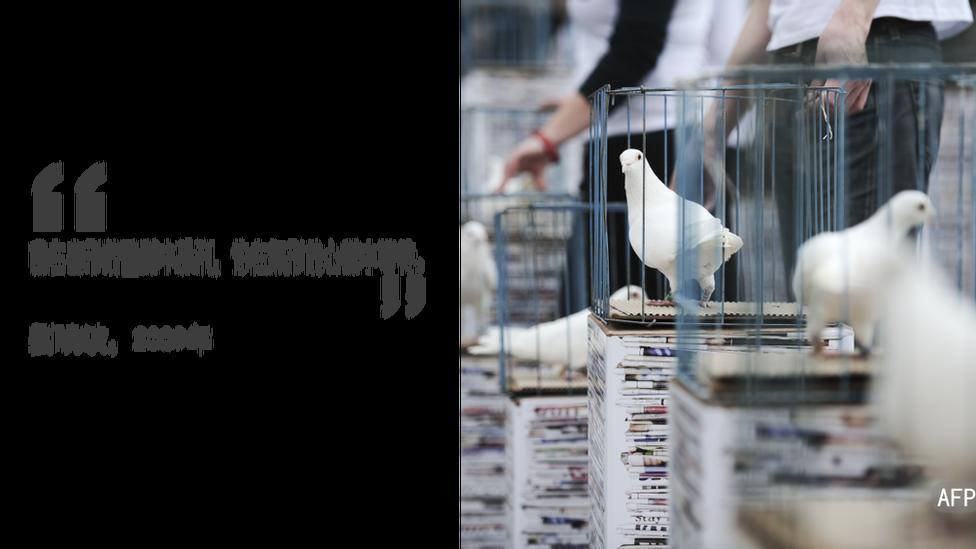 劉曉波最後一次公開聲明。