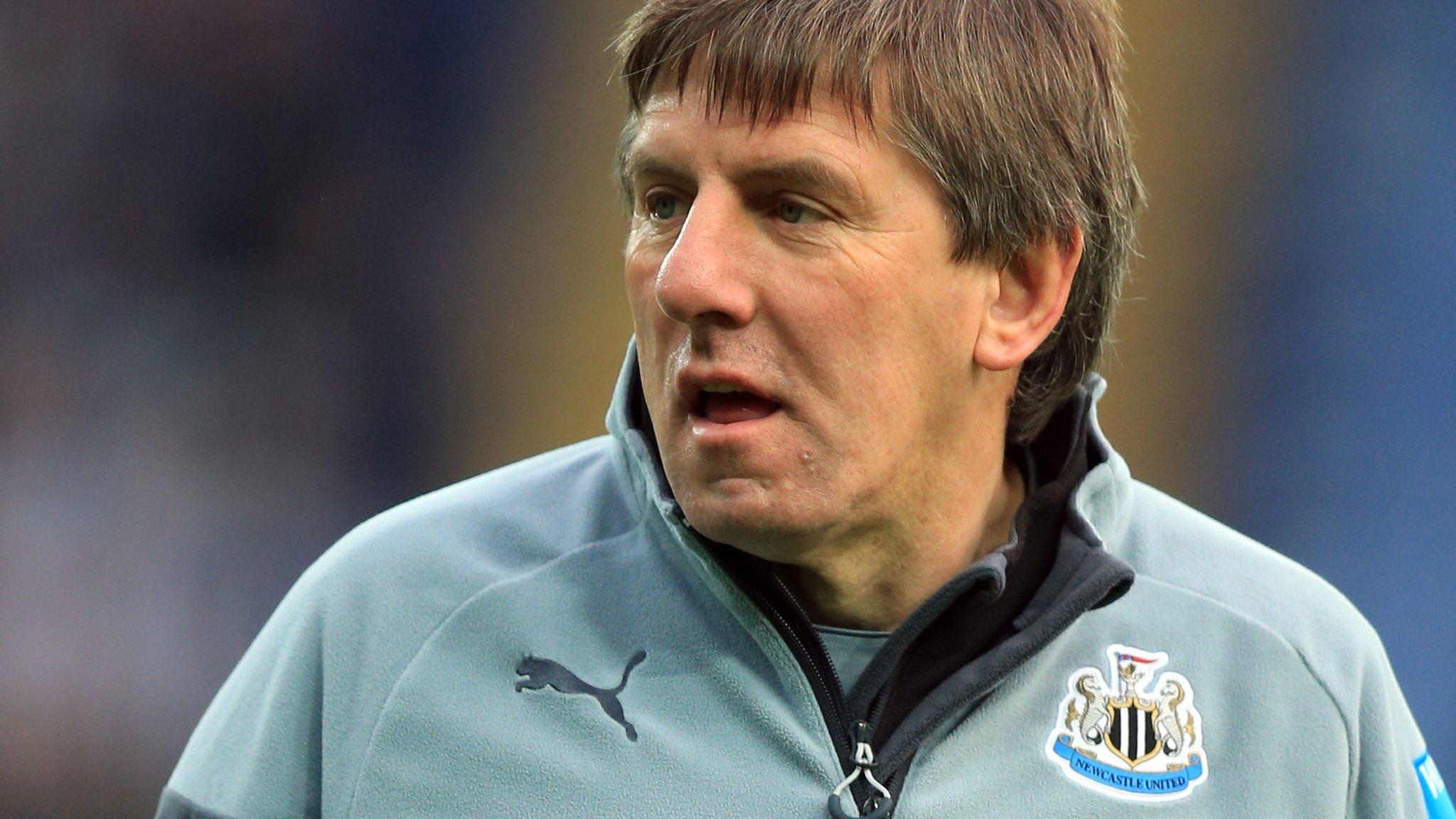Peter Beardsley: Newcastle U23s coach takes leave