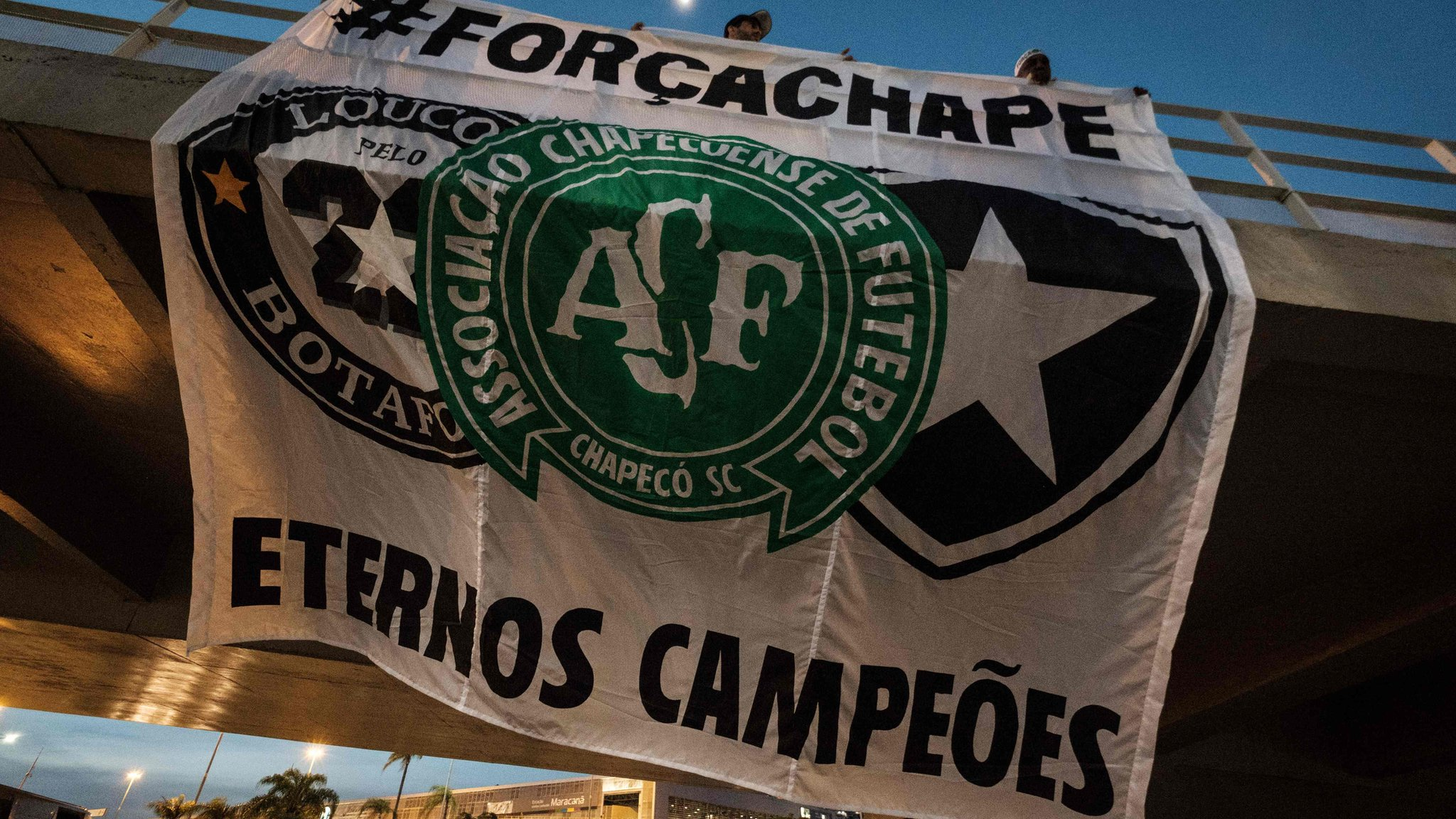 'We will help you reconstruct your club' - Barca's offer to Chapecoense