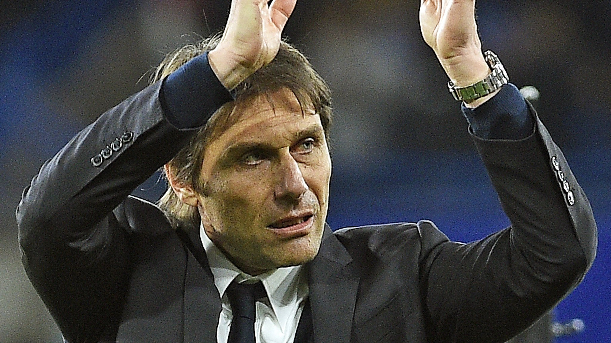 'I'm happy to stay at Chelsea' - Conte dismisses Inter reports