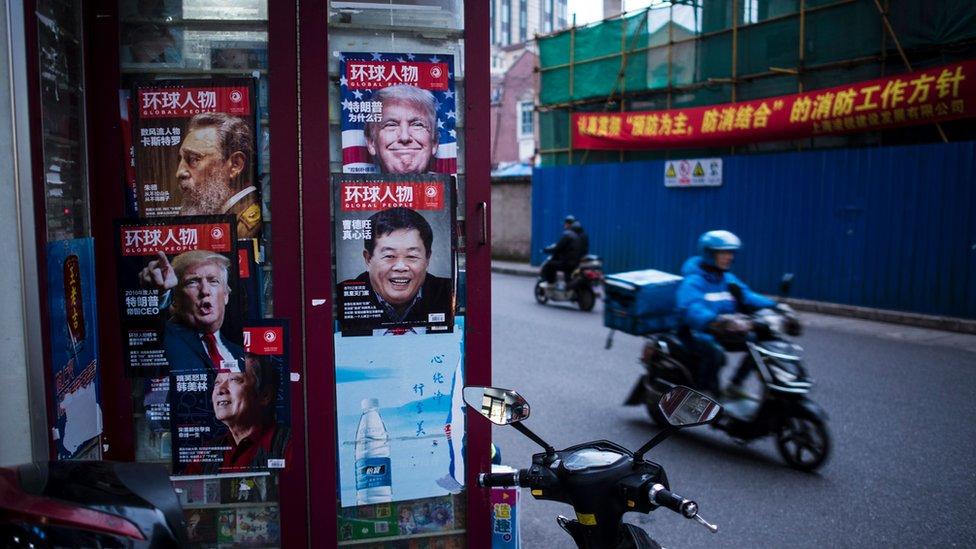 Trump ha moderado sus críticas a China tras los últimos encuentros con su homólogo chino.