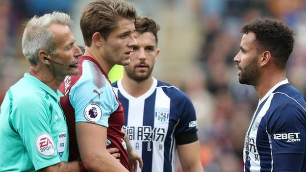 Hal Robson-Kanu: West Brom appeal against forward's red card