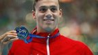GBs Guy wins 400m freestyle silver