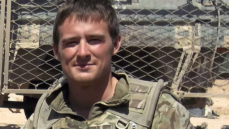 British soldier L/Cpl James Brynin 'not unlawfully killed'