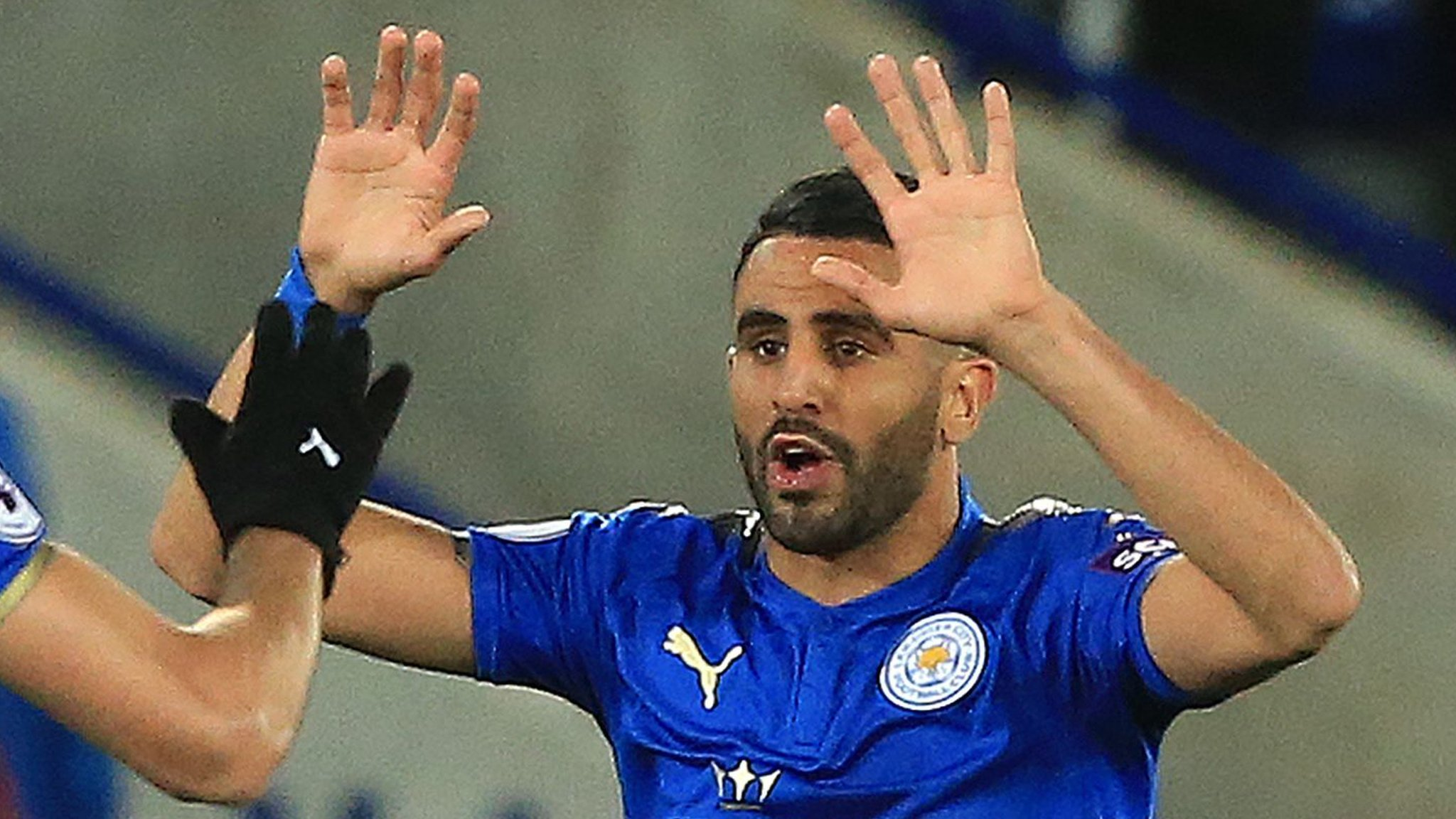 Mahrez equaliser shows kick up backside worked - Shakespeare