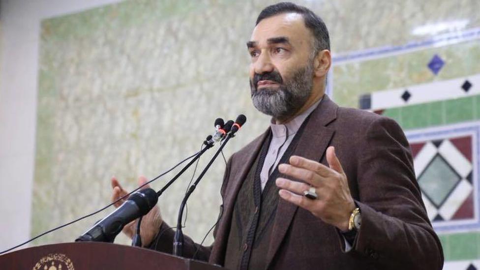 عطا محمد نور: دستوراتم در ادارات دولتی نافذ است