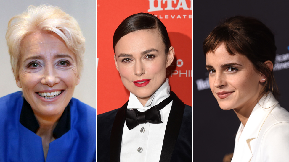 Female stars call for end to sexual harassment at work