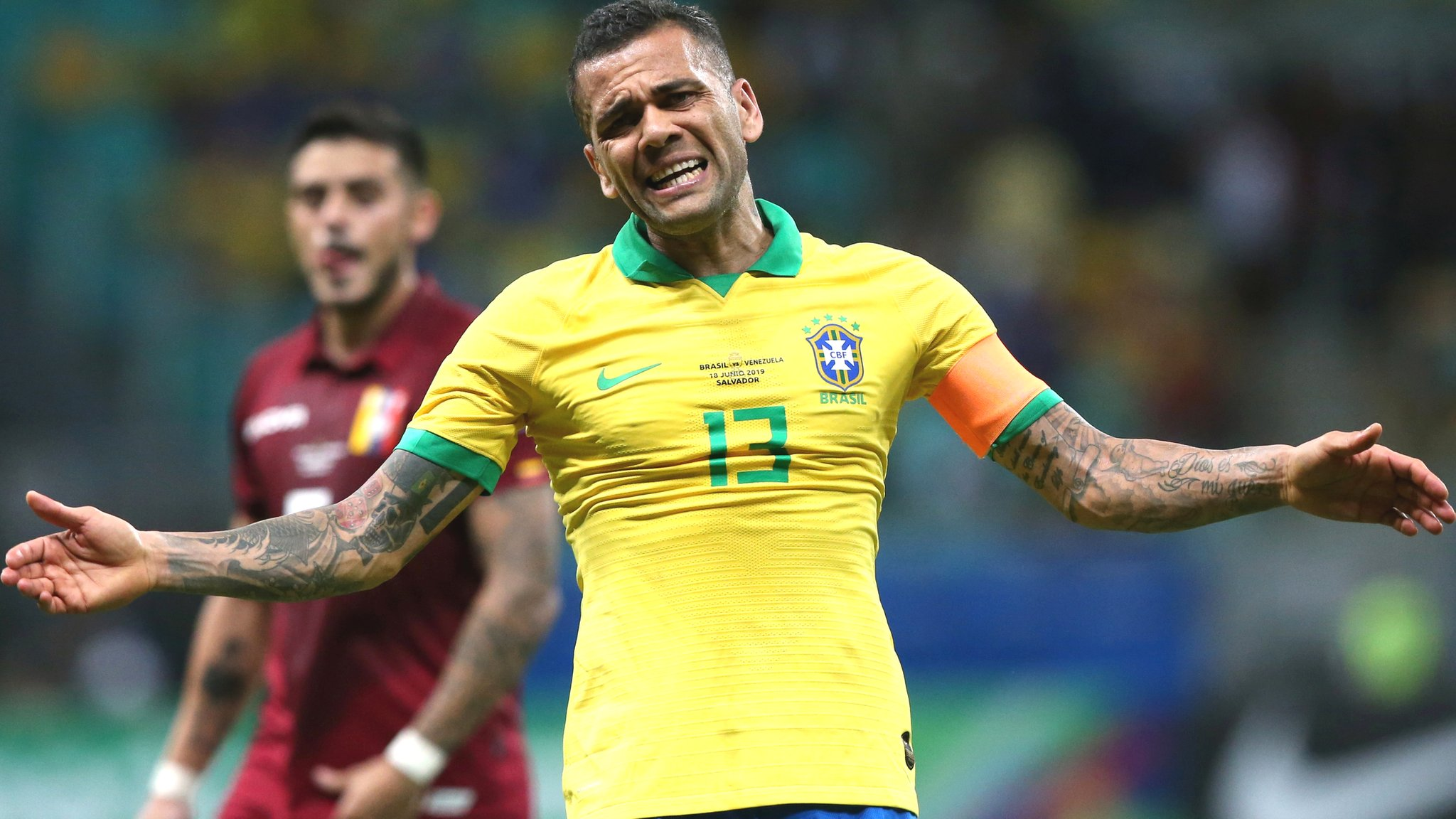 Copa America: Brazil booed off pitch after 0-0 draw with Venezuela