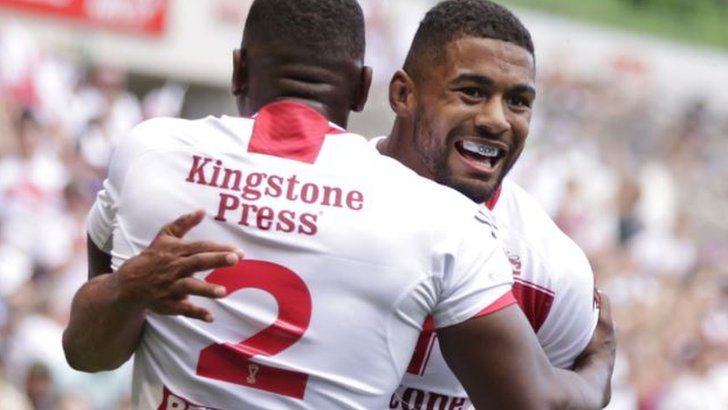 Scratchy England beat PNG to make World Cup semi-finals - highlights & report