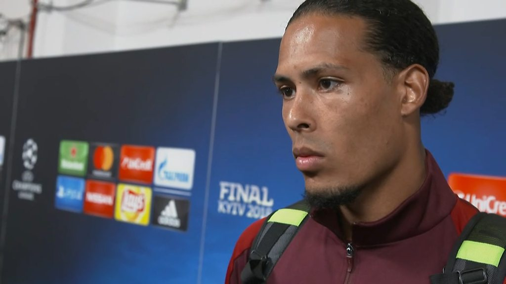 Champions League final: Real Madrid 3-1 Liverpool - Van Dijk & Lovren reflect on defeat
