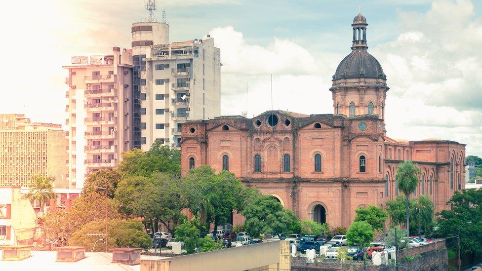 Asunción, Paraguay.