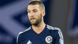 Scotland defender Charlie Mulgrew