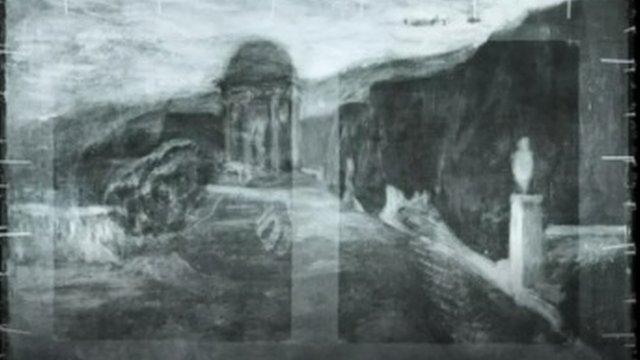 Phát hiện bức tranh khác đằng sau tuyệt phẩm của Picasso